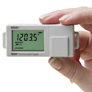 Hobo Ux100 Single channel Thermocouple Data Logger