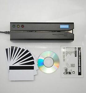 Msr605x Magnetic Stripe Encoder Credit Card Reader Writer Swipe Msr 206 605 606