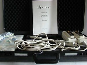Ultrasound probe Aloka Ust 671 5 7 5