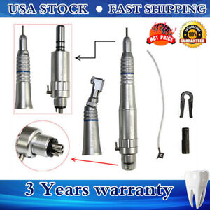 Dental Slow Low Speed Handpiece Set E type Contra straight motor 135 c Nsk Style