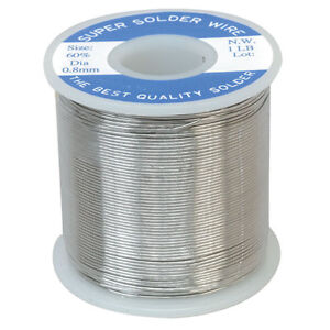 Jameco Valuepro Lead Free Solder 99 3 Tin And 0 7 Copper 1 Pound