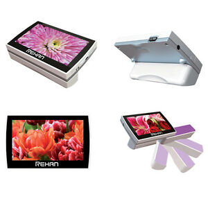 Looky 4 Hd Touch Screen Portable Video Magnifier 2 5 Hrs Of Battery Use