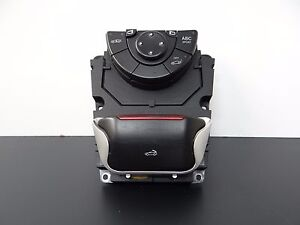 2005 Mercedes Sl500r R230 Convertible Top Roof Switch Control 2308213751