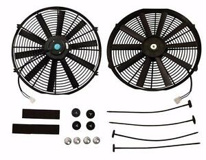 Megan High Performance Universal 16 Radiator Fan