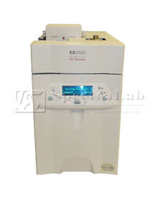 Agilent hp 6850 Series Gc System With S sl Inlet Fid Detector