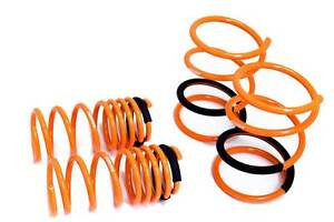 Megan Suspension Lowering Springs For 01 05 Honda Civic 2 4dr Em2 En2 Es1 Es2