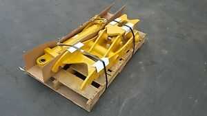 New 12 X 35 Heavy Duty Hydraulic Thumb For Backhoes