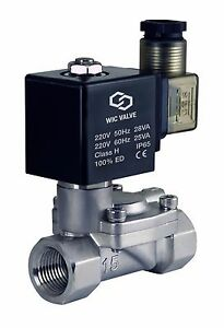 1 2 Inch Slow Closing Water Hammer Resist Electric Solenoid Valve Nc 220v Ac