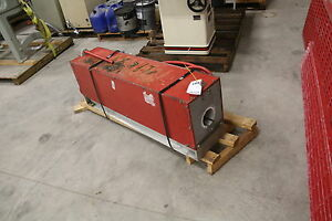 Induction Bar Heater 52 Length 4 x5 Opening just Rebuilt