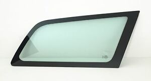 For 00 07 Ford Focus 4 Dr Wagon Rear Quarter Window Glass Passenger Right Side