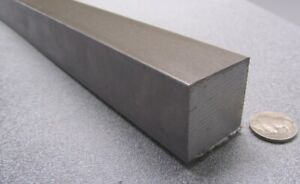 Square 1018 Steel Bar 1 3 8 Thick X 1 3 8 Wide X 36 Length 1 Pcs