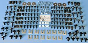 Front End Sheet Metal Hardware 210pc Kit For Pontiac Fits 1966 Gto