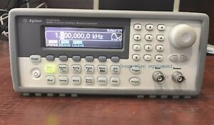 Agilent Hp 33250a Function Arbitrary Waveform Generator