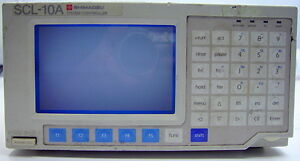 Shimadzu Scl 10a Liquid Chromatography Hplc System Controller