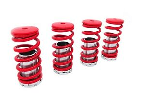 Megan Coilover Sleeves Springs Lowering For 88 00 Honda Civic Ef Eg Ek 2 4dr All