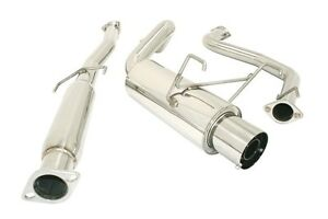 Megan Catback Exhaust Drift Spec For 94 99 Acura Integra Gs r Type r Coupe Only
