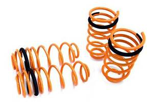 Megan Suspension Lowering Springs For 99 05 Vw Golf Gti Jetta Mk4 Ij A