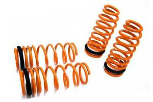 Megan Lowering Springs For 08 12 Honda Accord Coupe Cs1 Cs2 4cyl v6 Only