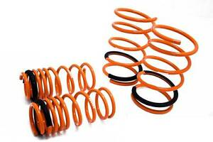 Megan Lowering Springs For 02 05 Honda Civic Si Ep3 2 0l K20 K20a3 3dr
