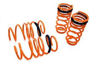 Megan Suspension Lowering Springs For 06 11 Honda Civic 2 4dr Fg Fa Fd