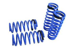 Megan Suspension Lowering Springs For 13 Up Lexus Gs350 Rwd Only
