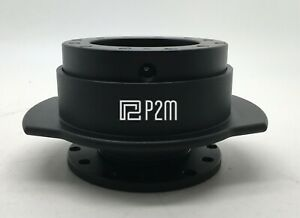 P2m Steering Wheel Quick Release Hub Kit Universal Fitment Phase 2