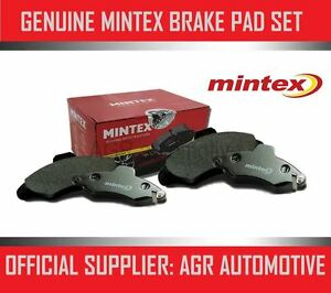 Mintex Rear Brake Pads Mdb2845 For Mercedes benz C class W204 C220 Td 2007 2015