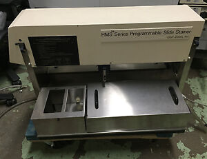 Carl Zeiss Hms Ds 50 Programmable Slide Stainer
