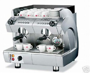 Commercial Espresso Cappuccino Machine 2 Group Gaggia Gd Compact espresso