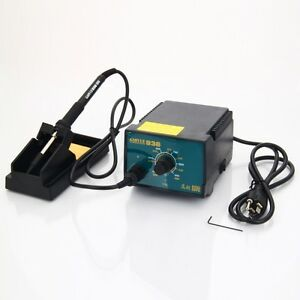 2in1 936 110v 60w Anti static Lead free Soldering Station Solder Handle With Sta