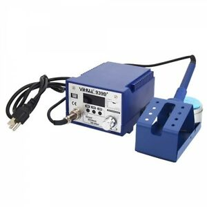 Yihua 939d 110v Soldering Rework Station Solder Iron Handle With Base Holder