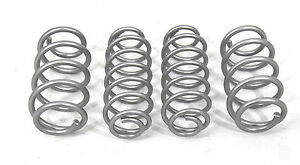 Lowering Springs For Audi A4 S4 B8 B8 5 Quattro Fwd 09 10 11 12 13 14 15 16