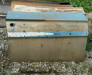 1961 62 Chevy Impala Door Shell Passenger Front 4 Door Hardtop