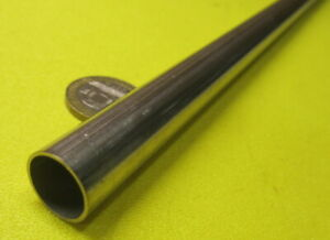 304 Stainless Steel Tube 562 Od X 5065 Id X 028 Wall X 3 Foot Length 1 Pc