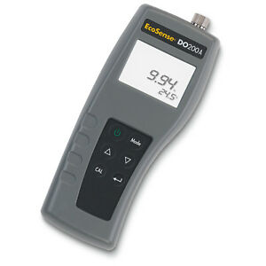 Ysi Ecosense Do200a Dissolved Oxygen temperature Meter
