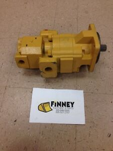 87433897 New Case 580sl 580sm 580sl Series 2 Backhoe Hydraulic Pump 17 Spline