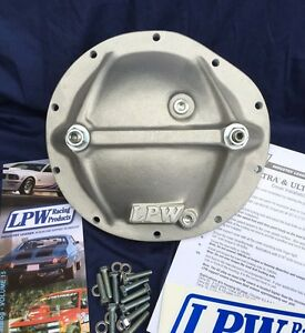 Chevy 4wd 10 Bolt Gmc 4x4 Truck Blazer Front Axle Aluminum Support Cover Girdle