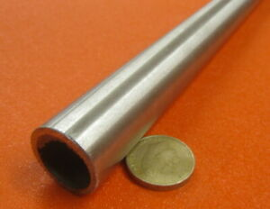 304 Stainless Steel Tube Metric 25 Mm Od X 21 Mm Id X 2 Mm Wall X 3 Foot Length