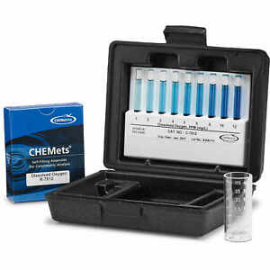 Dissolved Oxygen Chemets Water Test Kit 30 Tests