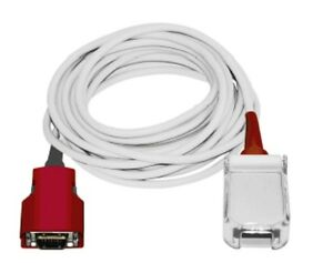 Masimo Red 2056 Lnc 10 Spo2 Patient Adapter Cable 10ft