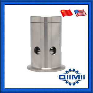 Ss304 1 1 2 Stainless Steel Air Relief Valve Clamp Vacuum Safety Valve 1 Bar