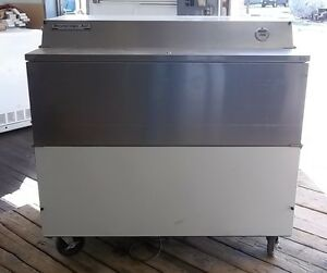 Beverage air Bev Air Smf49y 1 w School Milk Cooler White Finish Beer Soda