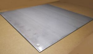 4130 Steel Sheet 160 Thick X 24 0 Wide X 24 Length Hot Rolled