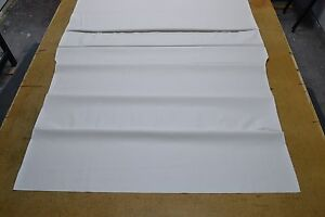 1969 69 1970 70 Mercury Cougar White Perforated Headliner Usa Made Top Quality