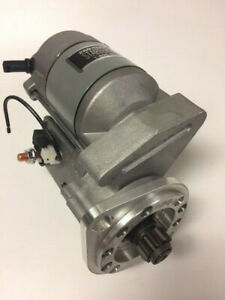 1955 1959 Chevrolet Gmc New Mini High Torque 12 Volt Starter 1 4kw 3599nrot pt