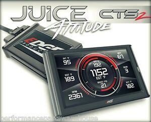 Edge Juice With Attitude Cts2 06 Early 07 Gm Duramax 6 6l 100hp