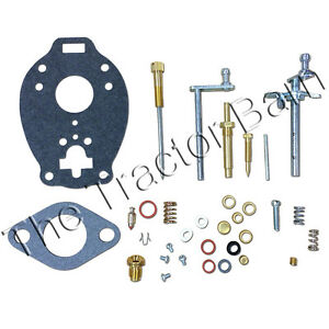 Ford Complete Marvel Schebler Carburetor Repair Kit Naa Golden Jubilee Tsx428