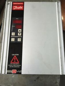 Danfoss Variable Speed Drive Vlt 3004