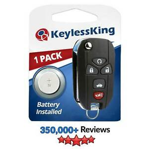 New Replacement Keyless Entry Car Remote Flip Chip Key Fob Control For 15912860