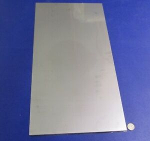 316 Stainless Steel Sheet Annealed 024 Thick X 12 Wide X 24 Length 1 Unit